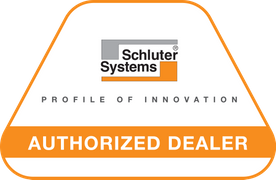 schluter systems authorized dealer